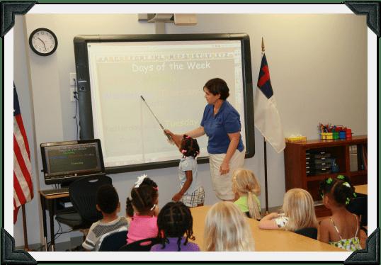 Covenant Classical preschool