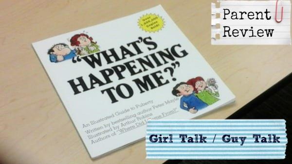 Parent Review: Girl Talk at Huntsville Hospital