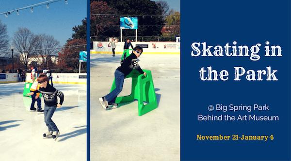 Skating in the Park Returns to Huntsville