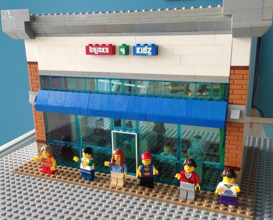 For the LEGO fan
