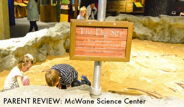 Review: McWane Science Center