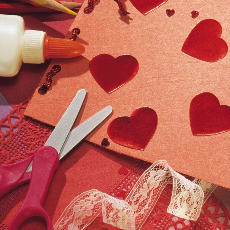 5 Easy Valentine S Day Projects For Kids Rocket City Mom