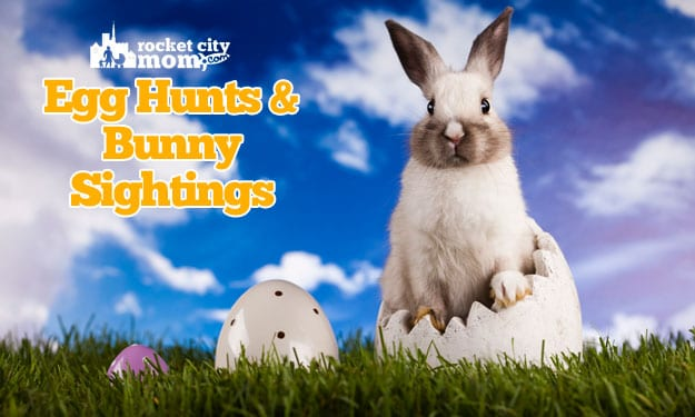 Easter events in Huntsville