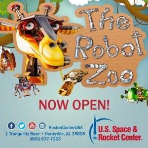 Robot Zoo USSRC ad