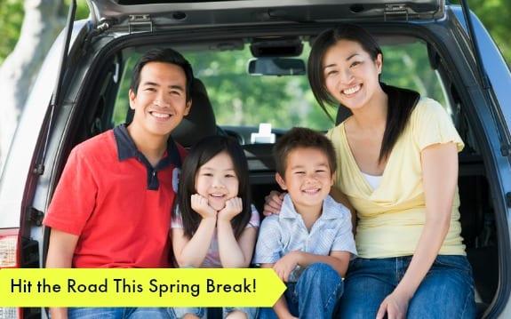 Spring Break Day Trip Ideas from Huntsville