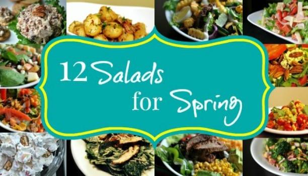 12 Salads for Spring