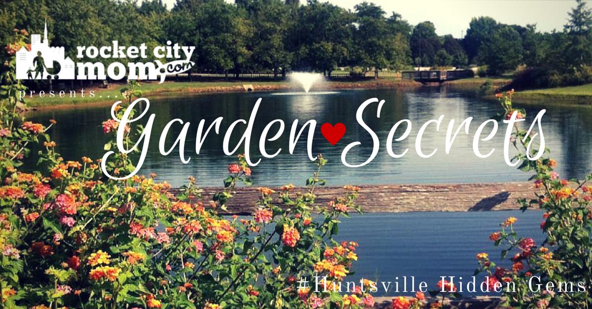 """5 Huntsville Botanical Garden """"Secrets"""""""
