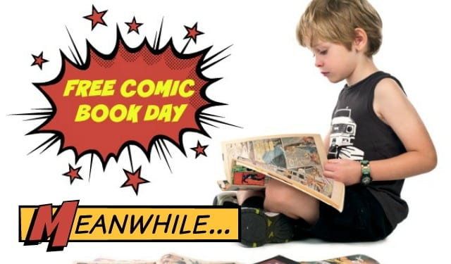 Free Comic Book Day Family Guide