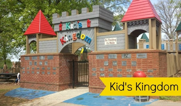 Kids Kingdom Cover 2