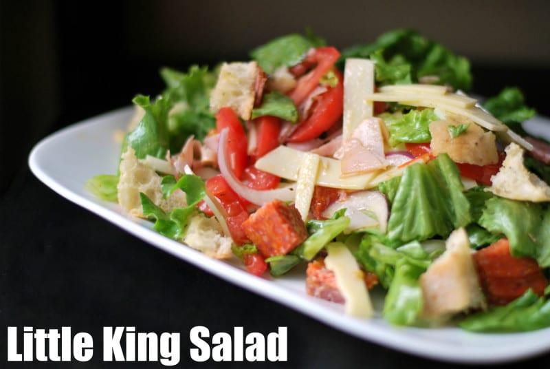 Little King Salad Facebook edit