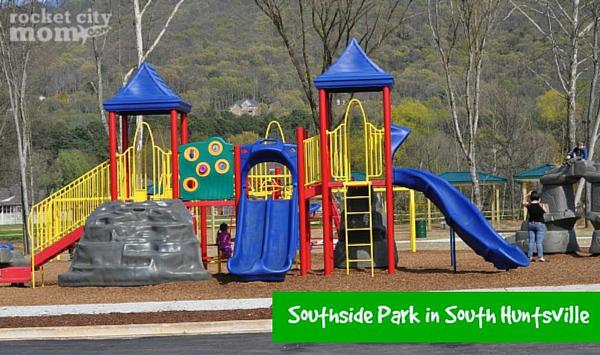 Southside Park in Huntsville