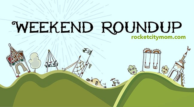 Weekend Roundup August 5-7