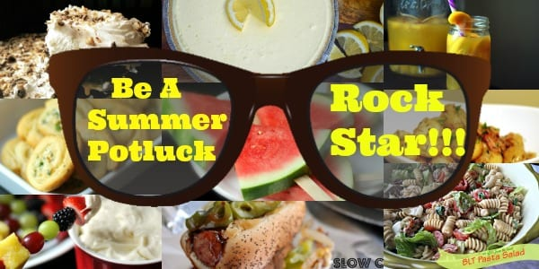 Be A Summer Potluck Rockstar