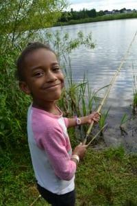Fishing is fun!
