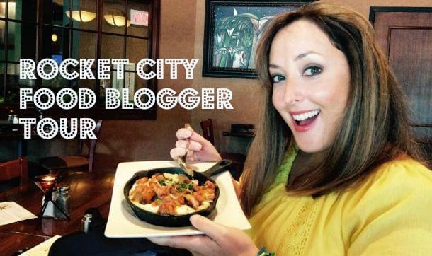Rocket City Food Blogger Tour 2015