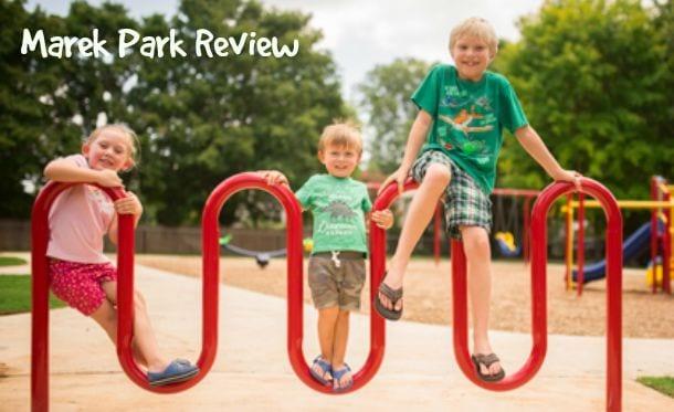 Marek Park in Huntsville