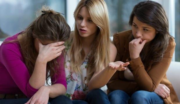 Domestic Violence – When It's a Friend