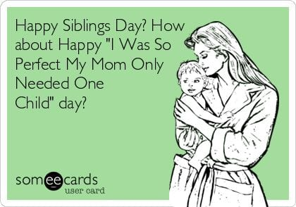 only child eCard