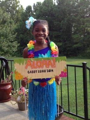 Gabby birthday
