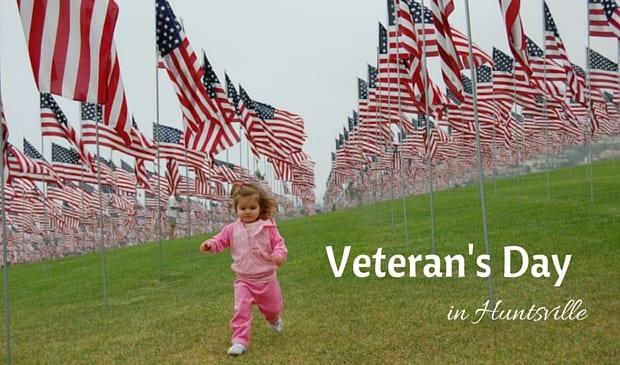 Indoor Veterans Day Celebrations