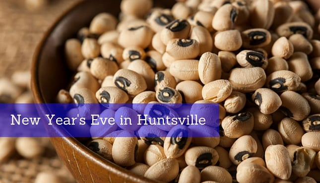 Huntsville Weekend Roundup December 28-30 & New Year's Eve