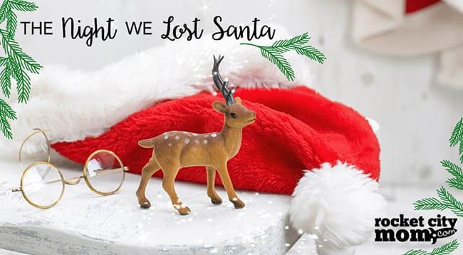 The Night We Lost Santa