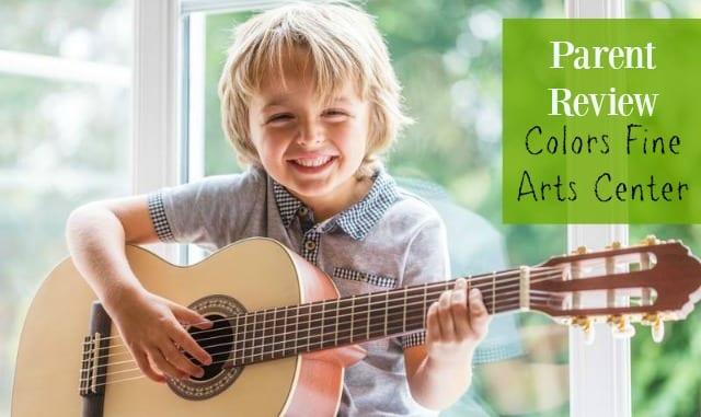 Colors Fine Arts Center Parent Review