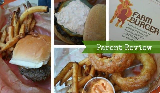 Farm Burger Review