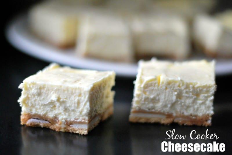 Slow Cooker Cheesecake Facebook edit 2
