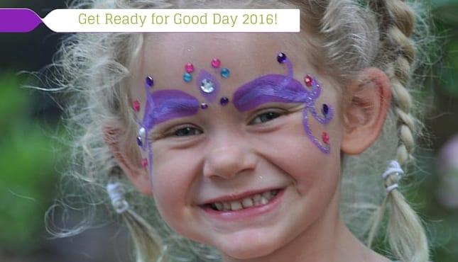Good Day Kid's Fest Sings Happy Birthday