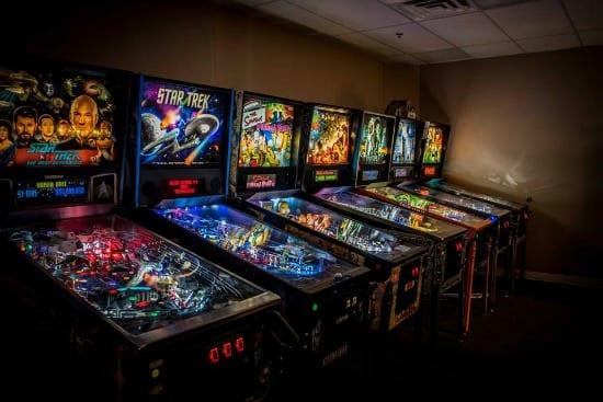 Pints & Pixels arcade