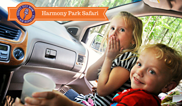 Kid Report: Harmony Park Safari