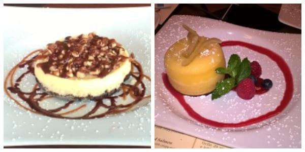 Grille 29 dessert Collage