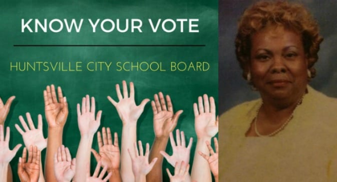Meet the School Board Candidates: Jackie Sawyer (District 1)