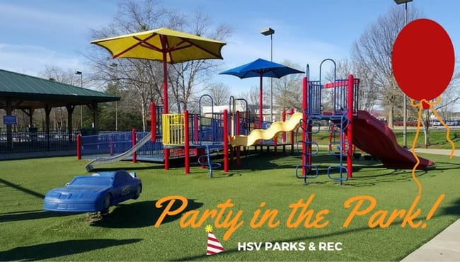 Party in the Park: How to Throw an Epic Birthday Party in a Huntsville Park