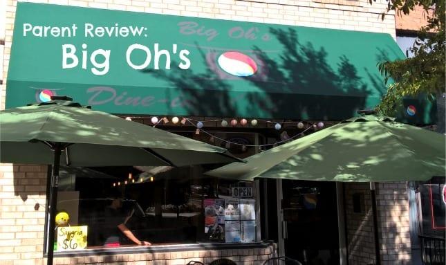 Big Oh's Parent Review