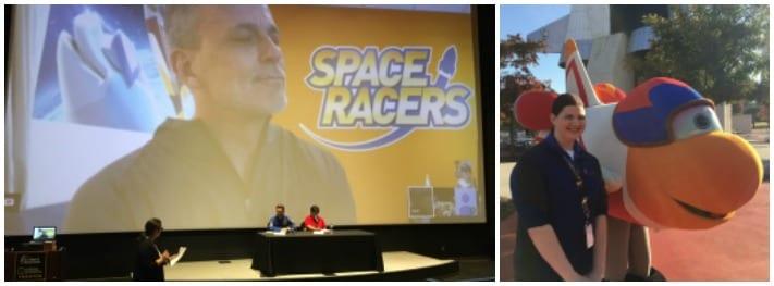 Space Racers Gives Preschoolers STEM Opportunities | Rocket