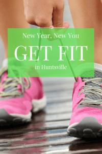 Get Fit in HUntsville