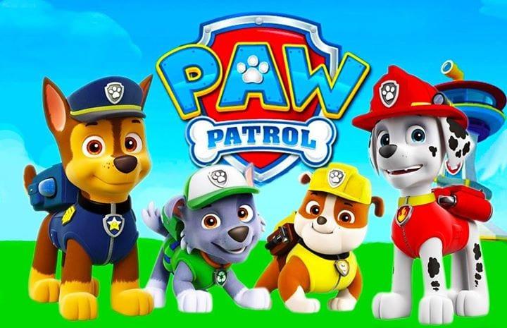 Meet & Greet Paw Patrol's Marshall | Rocket City Mom