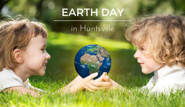 Earth Day Celebrations in Huntsville