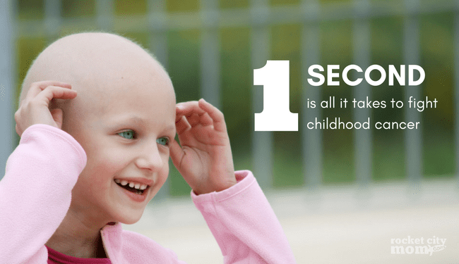 The BIGGEST Thing You Can Do to Fight Childhood Cancer Right Now
