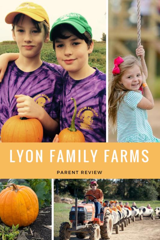 Lyon Family Farms review
