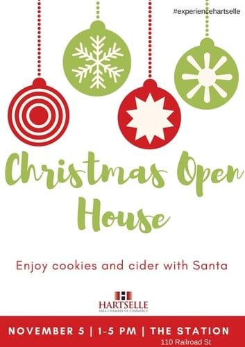 Christmas Open House.Hartselle Christmas Open House Rocket City Mom