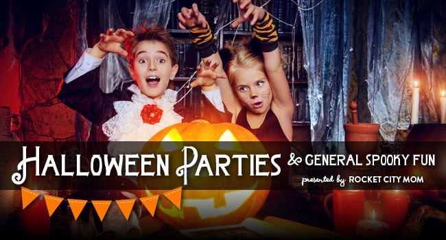 Halloween Activities and Events in Huntsville and North Alabama