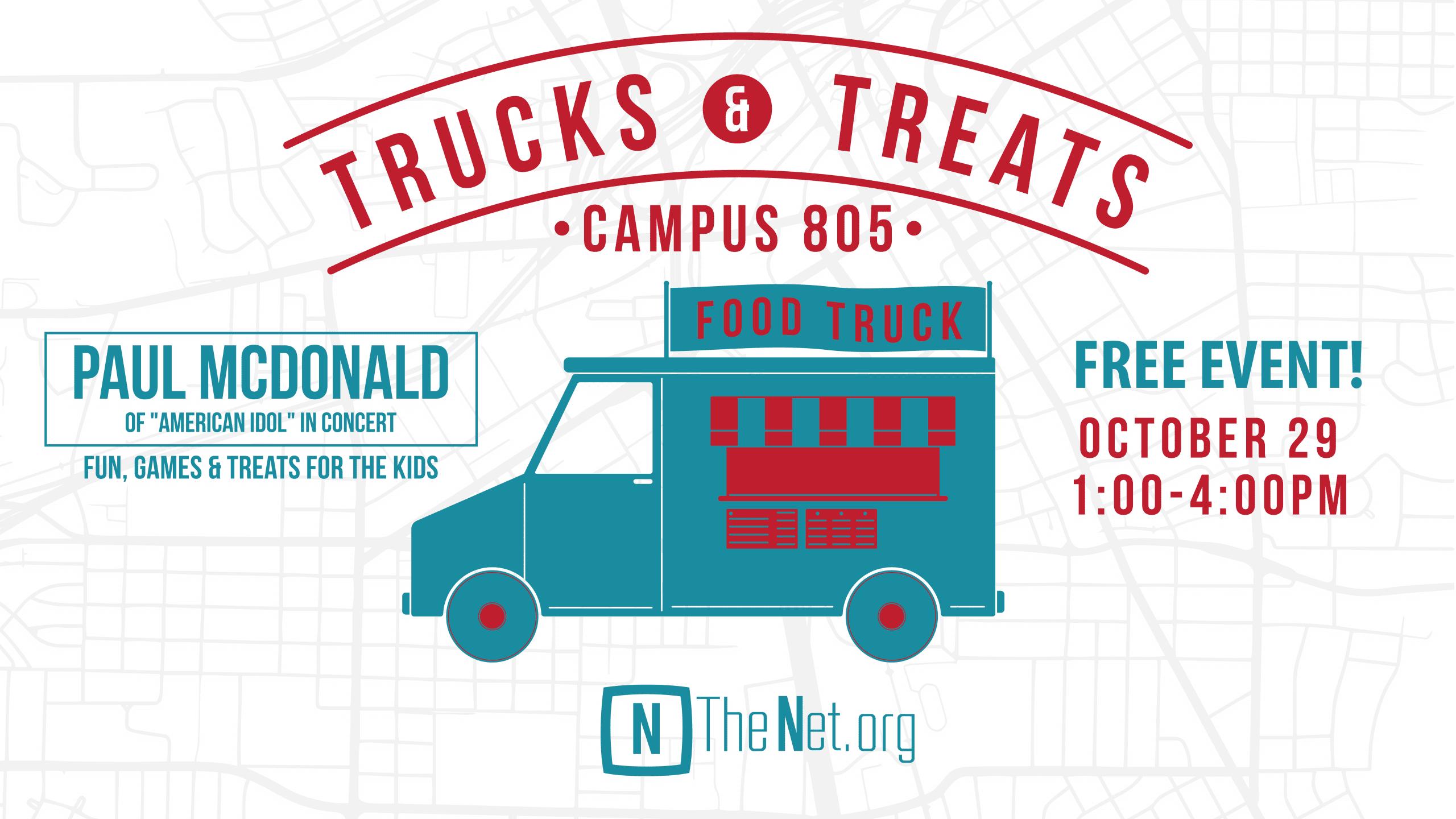 Trucks & Treats at Campus 805