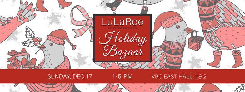 LuLaRoe Holiday Bazaar