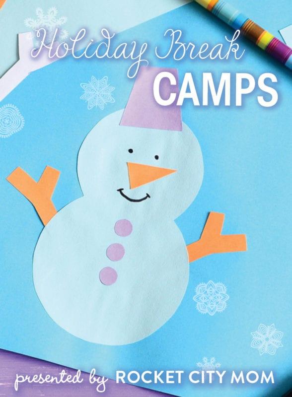 winter camps huntsville