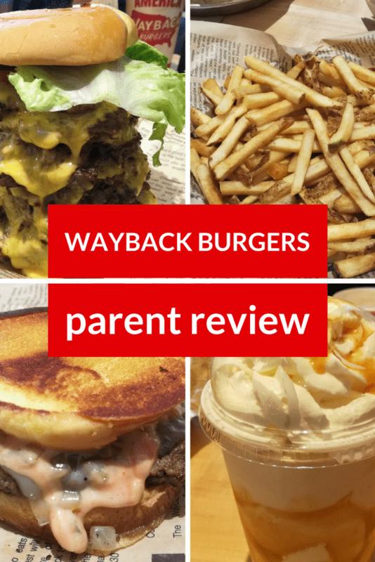 Wayback Burgers Huntsville