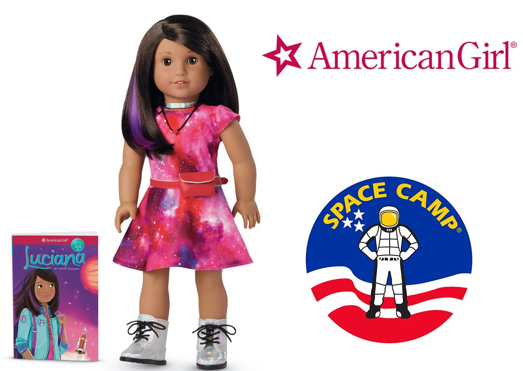 The New 2018 American Girl Doll Has Huntsville Ties