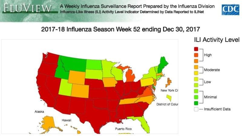 flu CDC